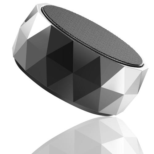 BAXIA TECHNOLOGY Portable Mini Bluetooth Speakers, V4.0 Super Bass, Highly Perfect Portable Speaker for iPhone iPod iPad Phones and Home& Kitchen, Outdoors